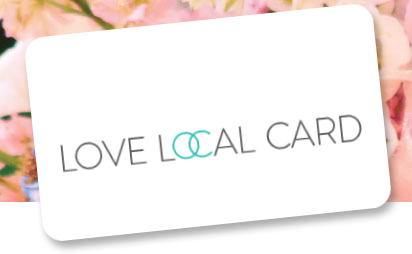 Image result for love local card